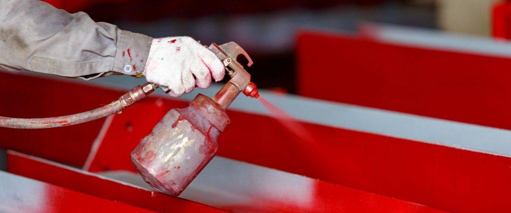 Mencegah Korosi Pada Logam Paint