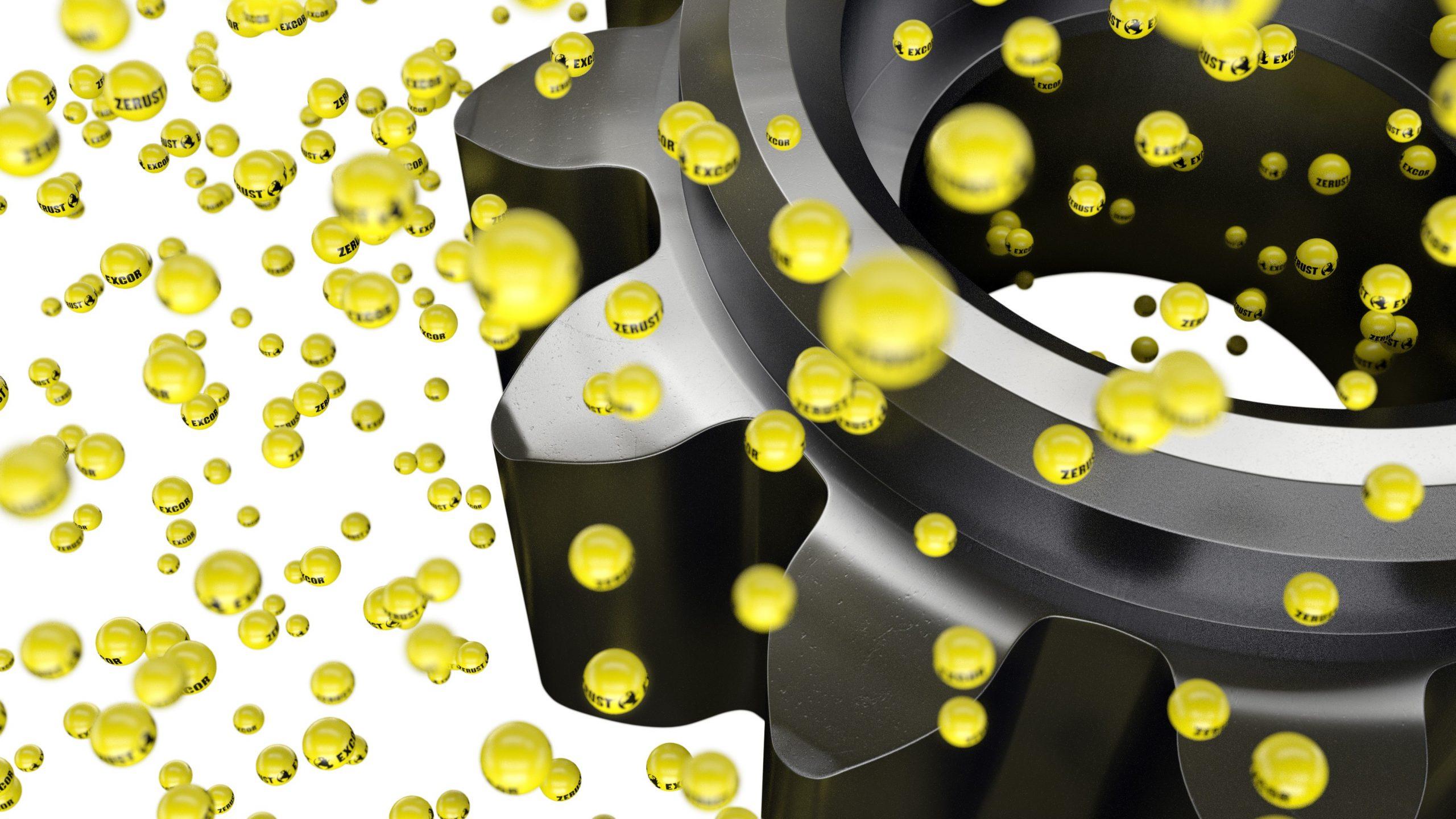 Apa itu VCI atau Volatile Corrosion Inhibitor Feature